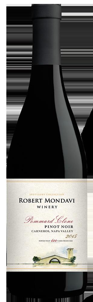 2015 Robert Mondavi Winery Pommard Clone Pinot Noir Carneros Napa Valley Image