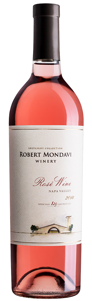 2015 Robert Mondavi Winery Rosé Wine Napa Valley