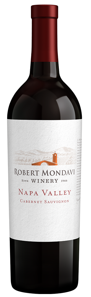 2015 Robert Mondavi Winery Cabernet Sauvignon Napa Valley