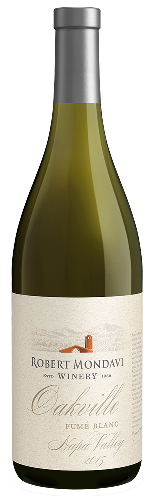 2015 Robert Mondavi Winery Fumé Blanc Oakville Napa Valley Image