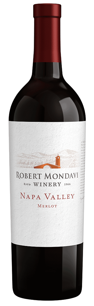 2016 Robert Mondavi Winery Merlot Napa Valley