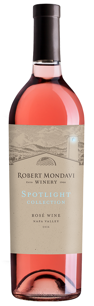 2016 Robert Mondavi Winery Rosé Wine Napa Valley
