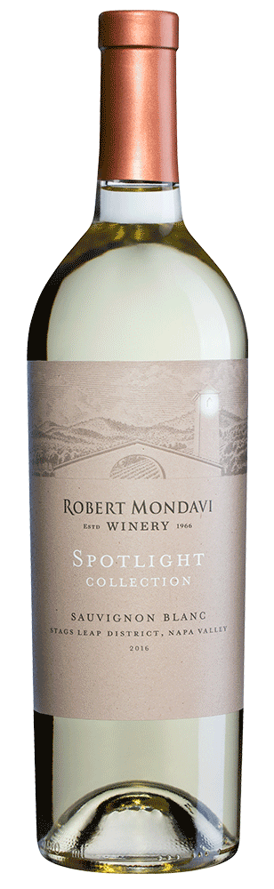 2016 Robert Mondavi Winery Sauvignon Blanc Stags Leap District Napa Valley Image