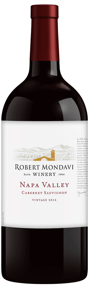 2016 Robert Mondavi Winery Cabernet Sauvignon Napa Valley 3L