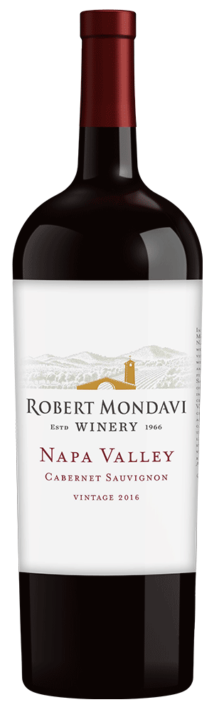 2016 Robert Mondavi Winery Cabernet Sauvignon Napa Valley 1.5L