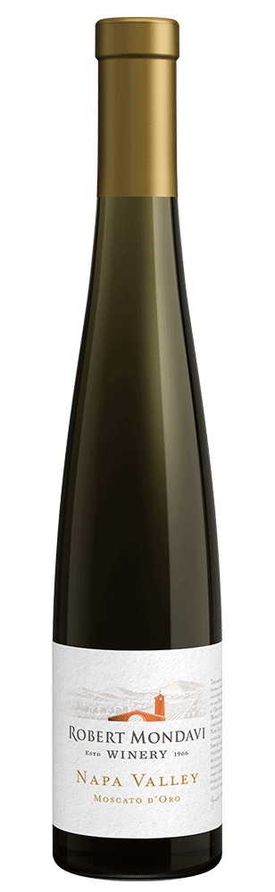 2017 Robert Mondavi Winery Moscato d'Oro Napa Valley 375mL