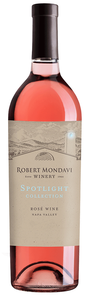 2017 Robert Mondavi Winery Rosé Wine Napa Valley