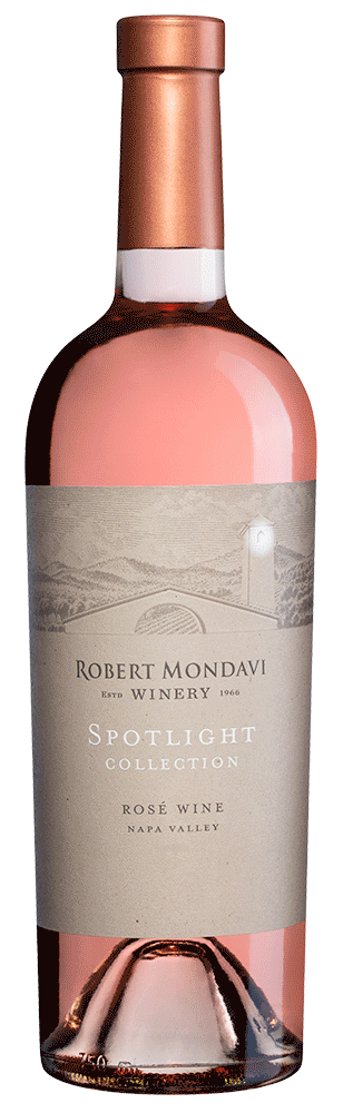 2018 Robert Mondavi Winery Rosé Napa Valley