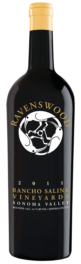 2011 Ravenswood Rancho Salina Vineyards Red Blend Sonoma Valley