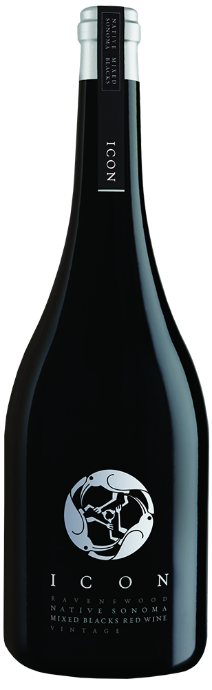 2012 Ravenswood Icon Red Blend Sonoma County