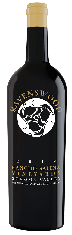 2012 Ravenswood Rancho Salina Vineyards Red Blend Sonoma Valley