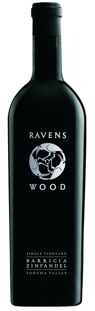 2012 Ravenswood Barricia Vineyard Zinfandel Sonoma Valley