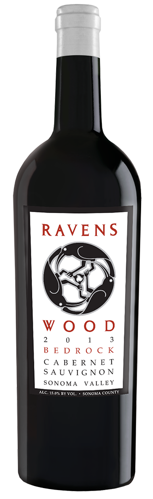 2013 Ravenswood Bedrock Vineyard Cabernet Sauvignon Sonoma Valley