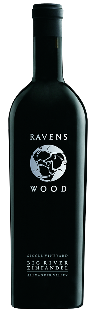 2013 Ravenswood Big River Vineyard Zinfandel Alexander Valley
