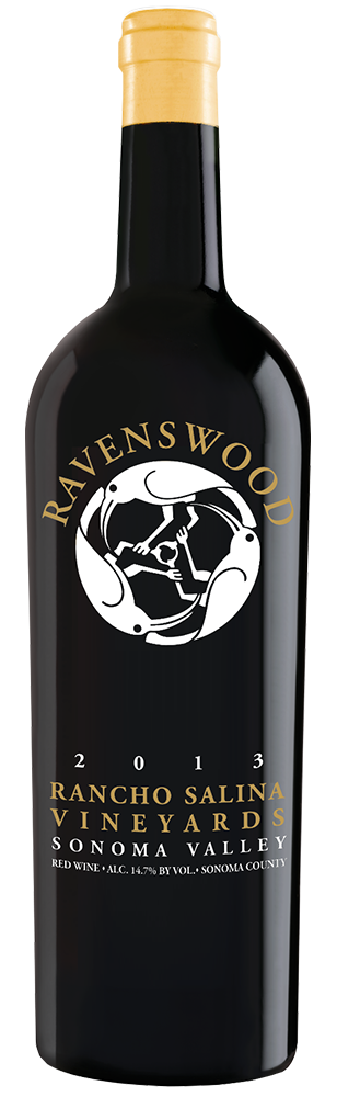 2013 Ravenswood Rancho Salina Vineyards Red Blend Sonoma Valley
