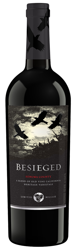 2014 Ravenswood Besieged Red Blend Sonoma County Image