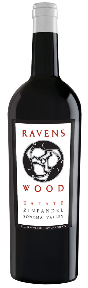 2014 Ravenswood Estate Zinfandel Sonoma Valley