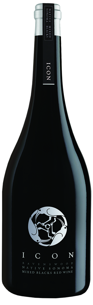 2014 Ravenswood Icon Red Blend Sonoma County Image