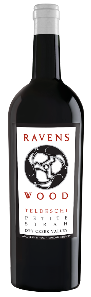 2014 Ravenswood Teldeschi Vineyard Petite Sirah Dry Creek Valley