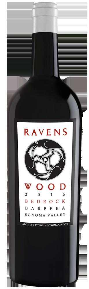 2015 Ravenswood Bedrock Vineyard Barbera Sonoma Valley