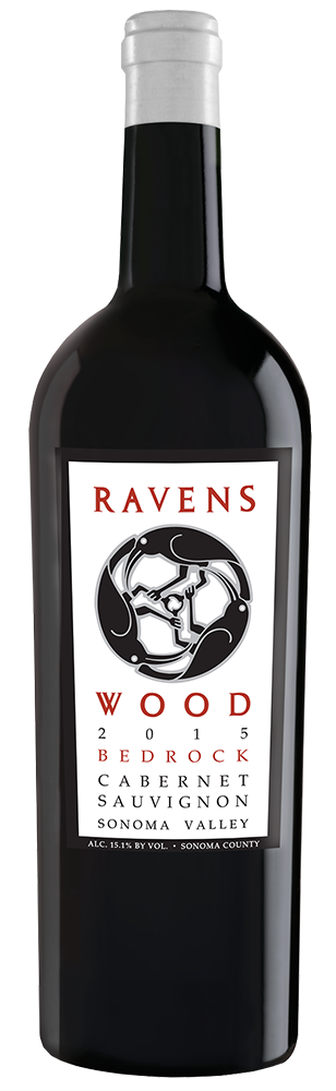 2015 Ravenswood Bedrock Vineyard Cabernet Sauvignon Sonoma Valley