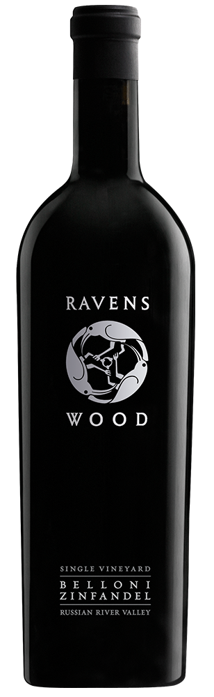 2015 Ravenswood Belloni Vineyard Zinfandel Russian River Valley Image