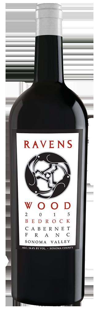 2015 Ravenswood Bedrock Vineyard Cabernet Franc Sonoma Valley