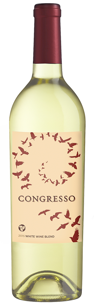 2015 Ravenswood Congresso White Blend Sonoma County