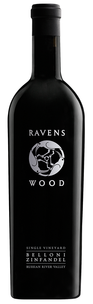 2016 Ravenswood Belloni Vineyard Zinfandel Russian River Valley Image