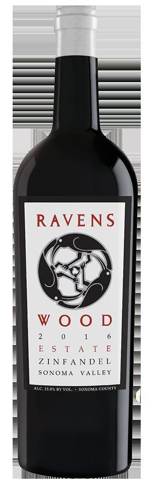 2016 Ravenswood Old Hill Vineyard Zinfandel Sonoma Valley