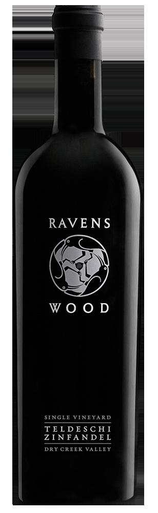 2016 Ravenswood Teldeschi Vineyard Zinfandel Dry Creek Valley