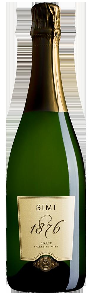 SIMI 1876 Brut Sparkling Wine Sonoma County
