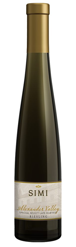 2013 SIMI Late Harvest Riesling Alexander Valley 375ml