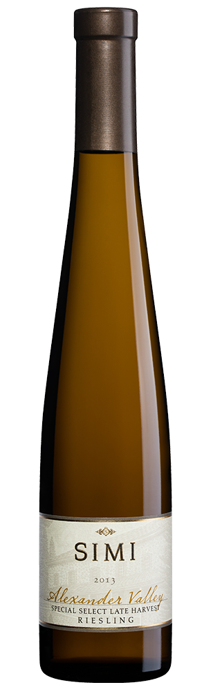 2013 SIMI Late Harvest Riesling Alexander Valley 375ml Image