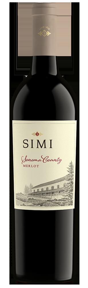 2013 SIMI Merlot Sonoma County
