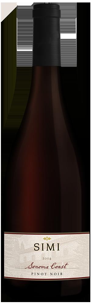 2014 SIMI Pinot Noir Sonoma Coast