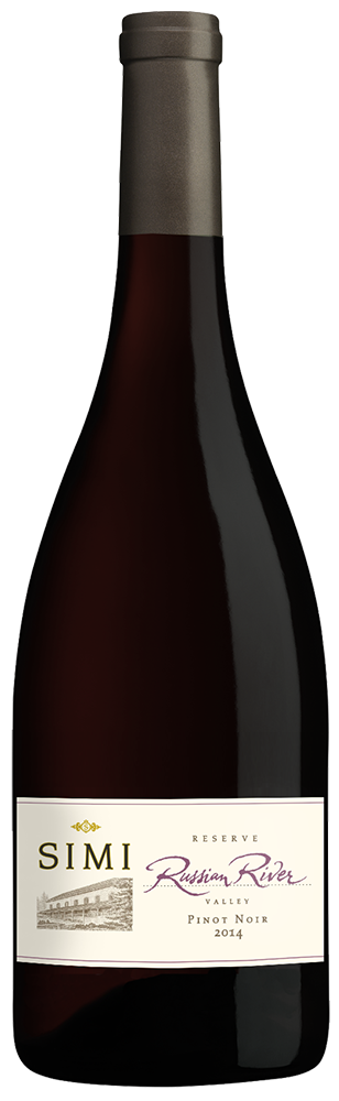 2014 SIMI Reserve Pinot Noir Russian River Valley