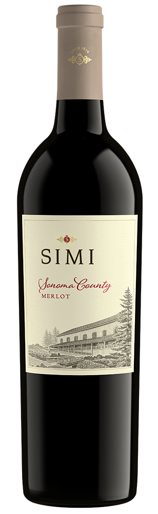2014 SIMI Merlot Sonoma County