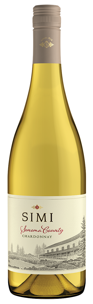 2015 SIMI Chardonnay Sonoma County