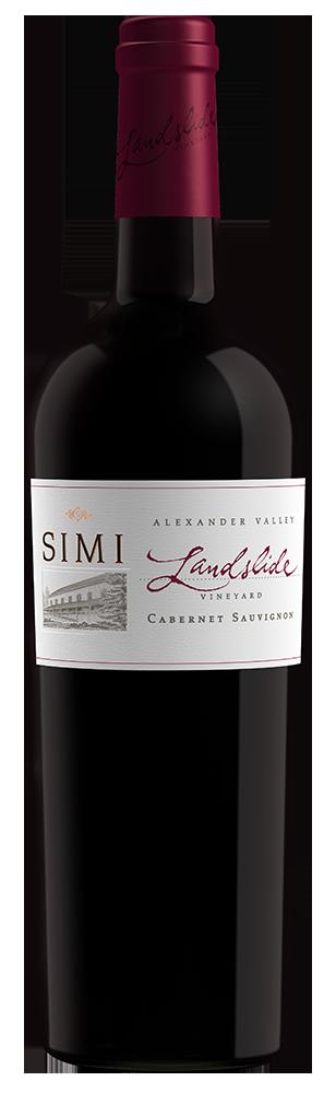 2015 SIMI Landslide Vineyard Cabernet Sauvignon Alexander Valley