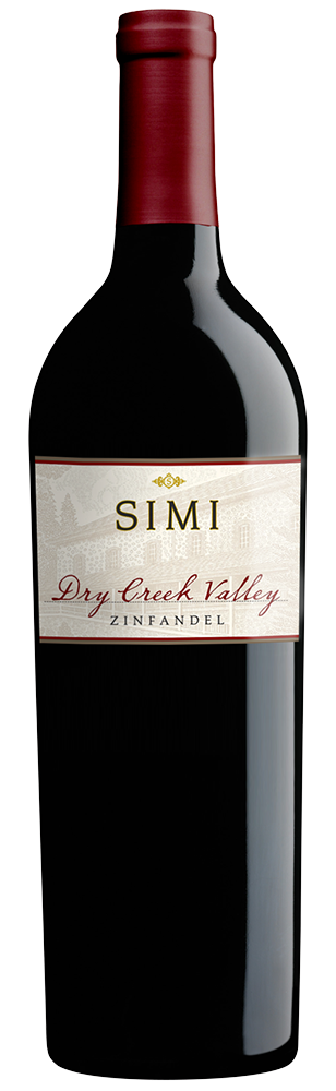 2015 SIMI Zinfandel Dry Creek Valley Image