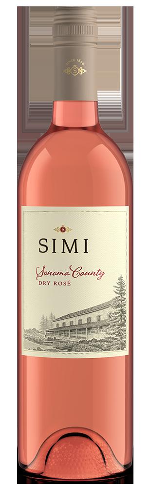 2016 SIMI Dry Rosé Sonoma County