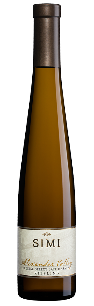 2016 SIMI Late Harvest Riesling Alexander Valley 375ml