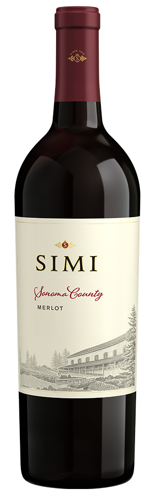 2016 SIMI Merlot Sonoma County