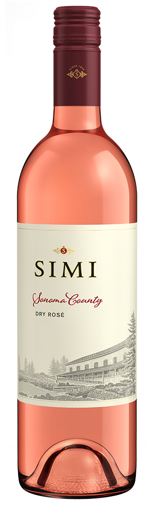 2017 SIMI Dry Rosé Sonoma County Image