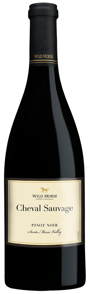 2013 Wild Horse Cheval Sauvage Pinot Noir Santa Maria Valley Image