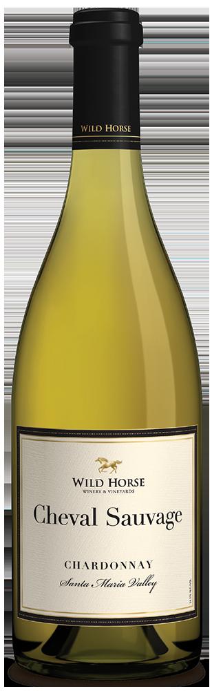 2014 Wild Horse Cheval Sauvage Chardonnay Santa Maria Valley
