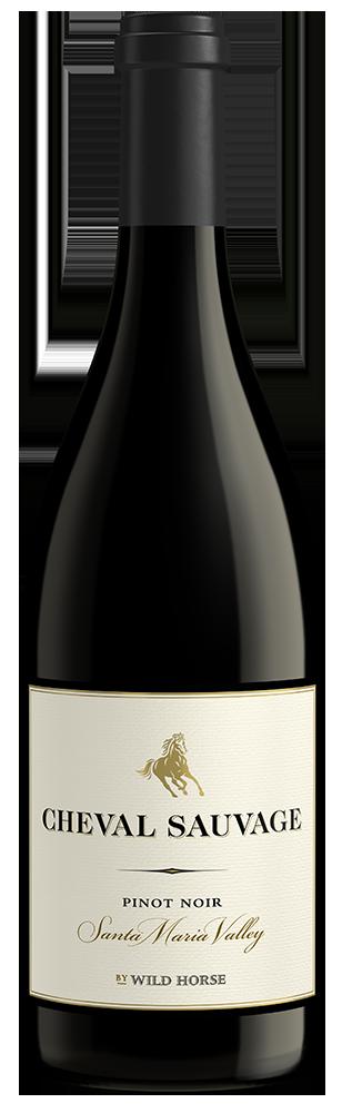 2014 Wild Horse Cheval Sauvage Pinot Noir Santa Maria Valley Image