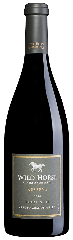 2014 Wild Horse Reserve Pinot Noir Arroyo Grande Valley