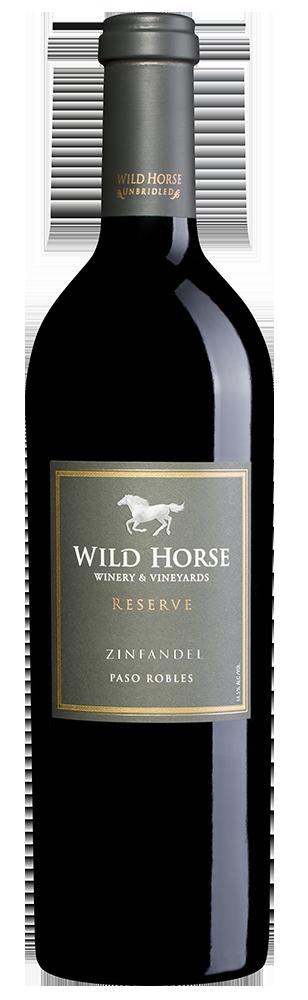 2014 Wild Horse Reserve Zinfandel Paso Robles Image